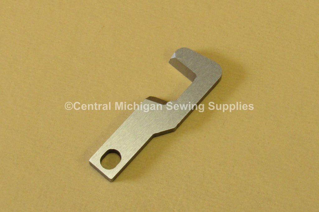 New Replacement Upper Knife Fits Singer Sergers Models 14U594, 14U595