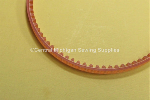 Singer Sewing Machine Lug Motor Belt Fits Models 237, 239, 240, 242, 247, 248, 250, 252, 257, 259