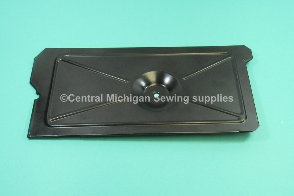 Original Singer Bottom Cover Model 301, 301A Part With New Drip Pad