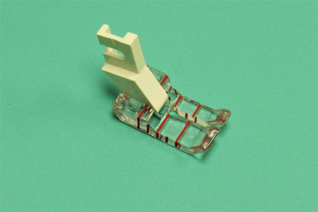 The Little Foot - Quilting Foot For all Singer Slant Needle Machines Fits Models 301, 401, 403, 404, 500, 503, 600, 603, 604