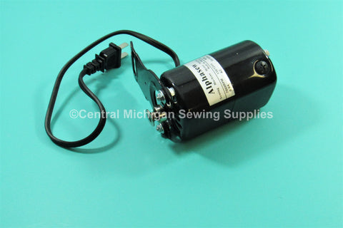 Alphasew Sewing Machine Motor 7000 Rpm K-BRACKET .9 Amp