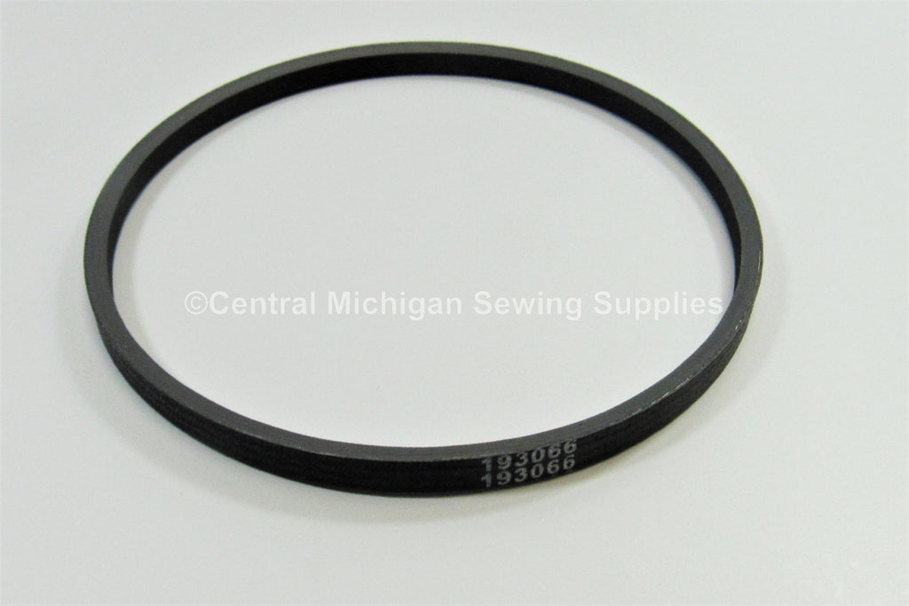 Singer Motor V-Belt Part # 193066 Fits Models 237, 239, 240, 242, 247, 248, 252, 257, 288, 293B