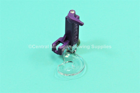 The Original Big Foot For Free Motion Machine Quilting Low Shank Fits Singer Model 15, 27, 28, 66, 99, 201, 221, 222
