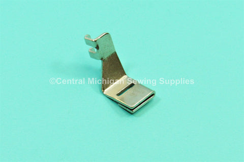 Double Shirring / Gathering Foot Slant Needle Fits Singer Model 301, 401, 403, 404, 500, 503, 600, 603, 603
