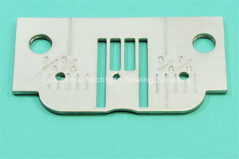 Vintage Original Kenmore Straight Stitch Needle Plate Fits Models 158.17910, 158.17850, 158.17851, 158.19800, 158.19801