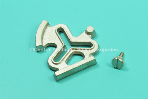 New Three Corner Gauge Sewing Machine Fabric Seam Guide