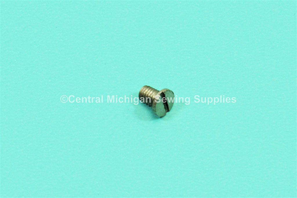 Original Singer Needle Plate Screw Fits Models 27, 127, 28, 128