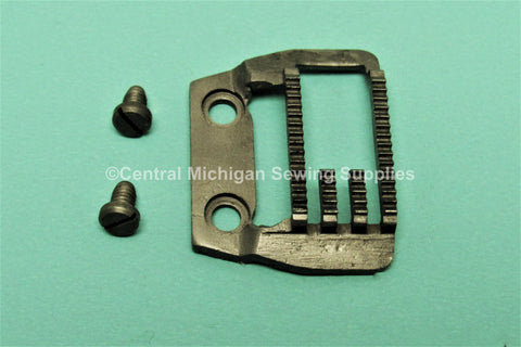 Necchi Sewing Machine BU Mira Feed Dog & Screws
