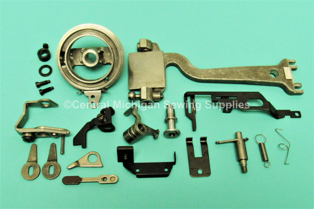Singer Sewing Machine Model 403A Top Cam Follower Assembly Parts Lot