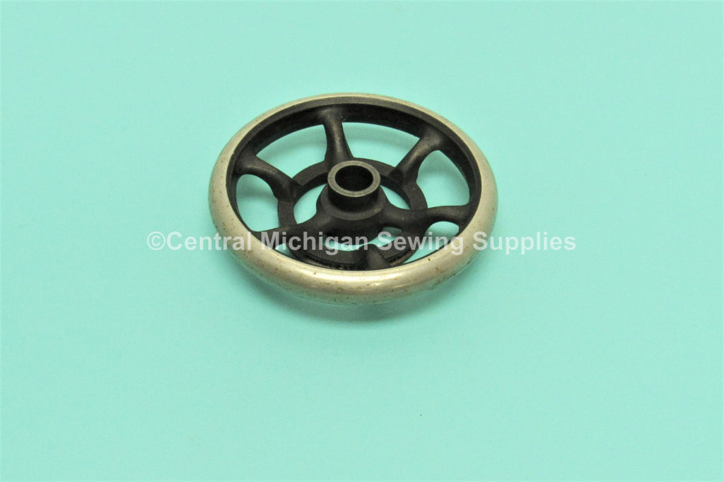 Original Singer 6 Spoke Hand Wheel Fits Models 27 & Early 66