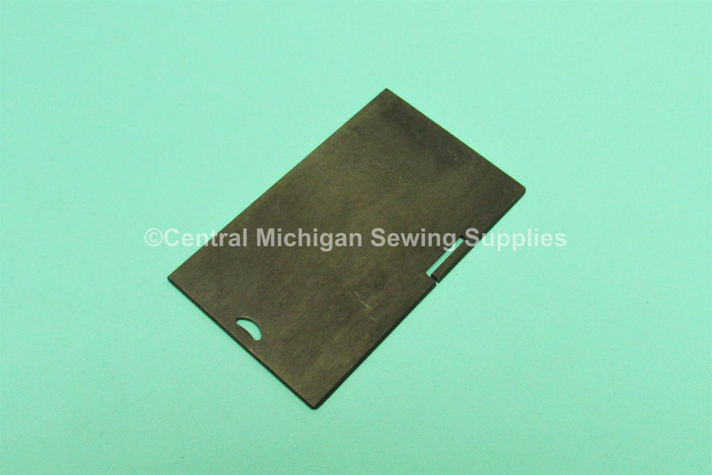 Bobbin Cover / Slide Plate (Front) Part # 223853 Fits Singer Industrial Models 112G, 112W, 212G, 212W