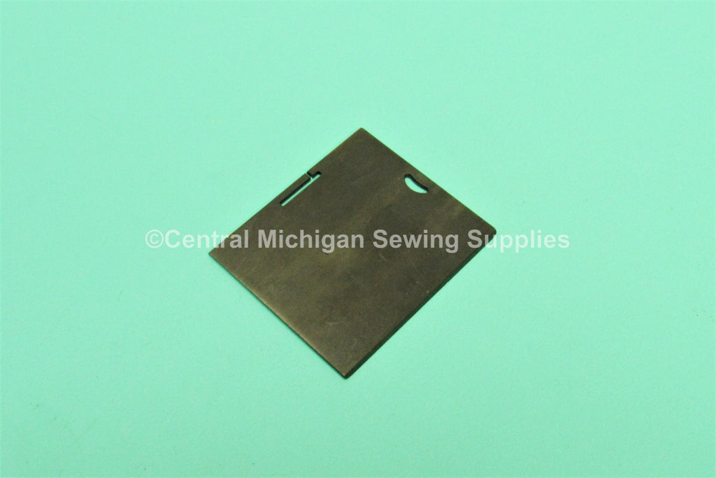 Bobbin Cover / Slide Plate (Back) Part # 223852 Fits Singer Industrial Models 112G, 112W, 212G, 212W