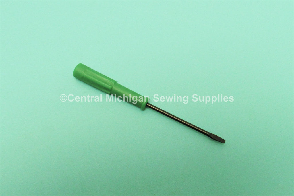 "ScrewDriver Small 1/8"" Magnetic Tip Perfect For Bobbin Case Tension"