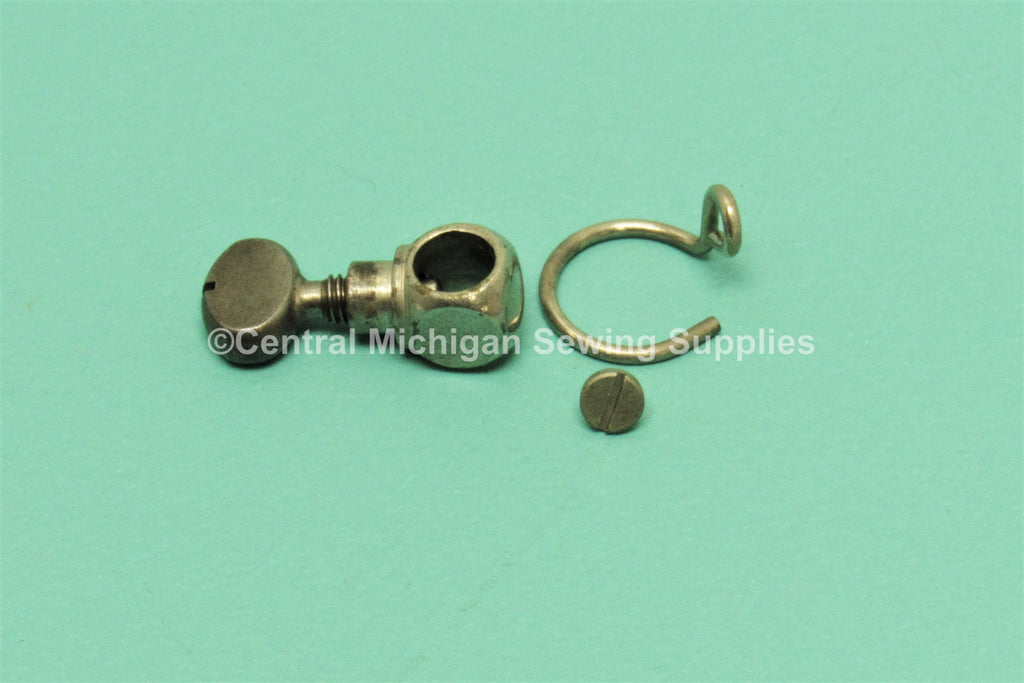 Vintage Original Singer Needle Clamp & Guide Fits Models 66