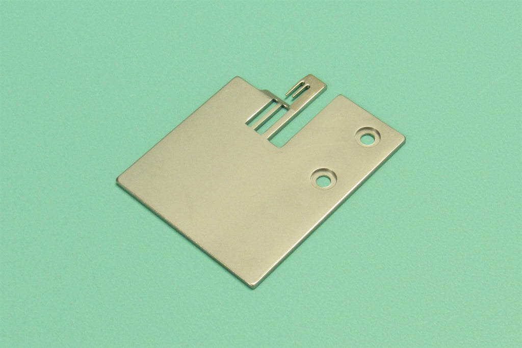 Replacement Needle Plate Fits - Singer Serger 14J334 (Part # 141000237)