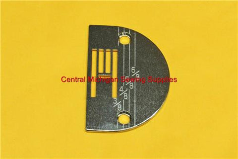 Kenmore ZigZag Needle Plate Fit Models 158.1225, 158.1226, 158.1227, 158.1237, 158.1247