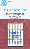 Schmetz Leather Sewing Machine Needles (Various Assortments & Sizes)