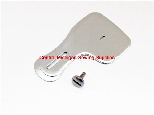 Singer Sewing Machine Darning Feed Cover Plate Fits Models 15, 27, 28, 66, 99, 185, 192, 201, 285, 221