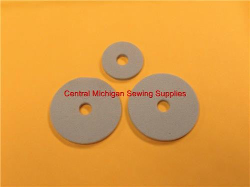 Replacement Spool Pin Cap Sponge Large & Small