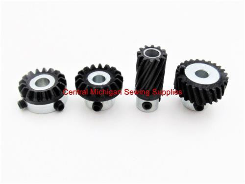 New Replacement Gear Set Fits Singer Models 900, 920, 1036, 1200, 2000, 2001, 2005