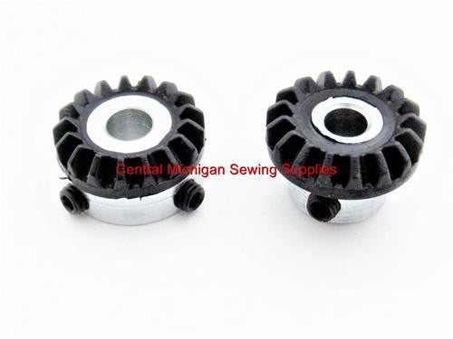 Singer Sewing Machine Hook Gear Set Fits Models 750 755 758 900 920 935U 1036 1200 2000 2001 2005