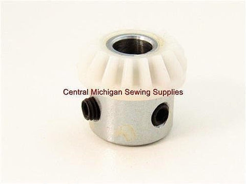 New Replacement Top Vertical Gear Fits Singer Models 242, 247, 248, 252, 257, 259, 267, 353, 354, 6100, 7100