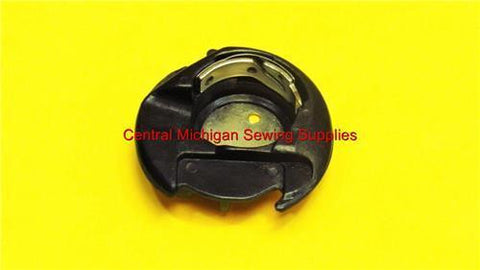 New Replacement Bobbin Case Fits Elna Models 320, 520, 540, 560, 2600, 2800, 3002, 3003, 3005, 3006, 3007, 3210, 3230, 5100, 5300, 6001, 6003, 6004, 6005, 6600, 8006, 8007, 8100