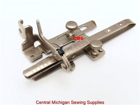 Original Singer Low Shank Tucker Attachment # 36583 Fits Models 27, 28, 15, 66, 99, 201, 221, 222,