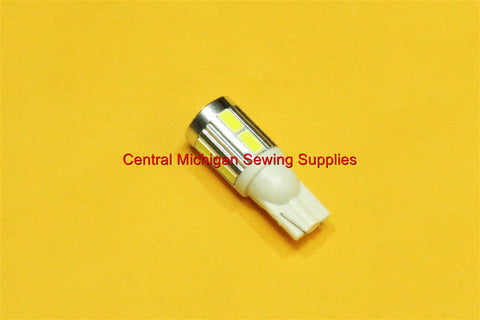 New Replacement Viking LED Light Bulb Push In Type 12 volt Fits Many