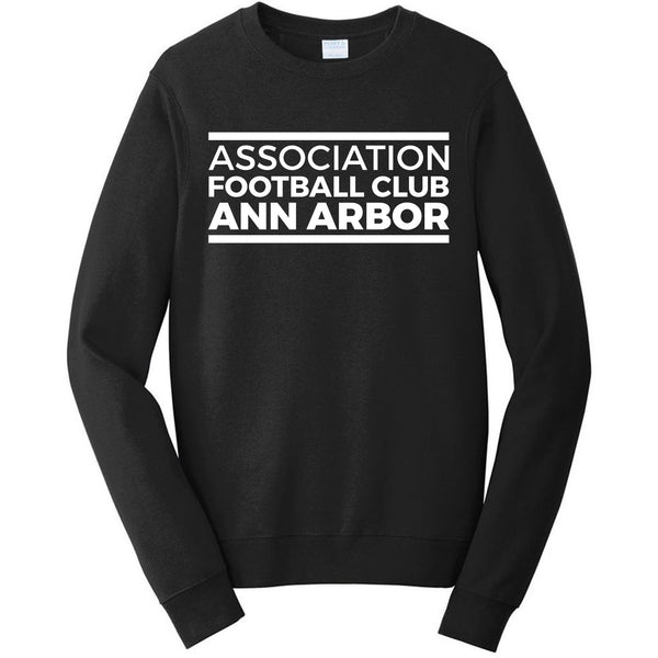 Association Crewneck - Black