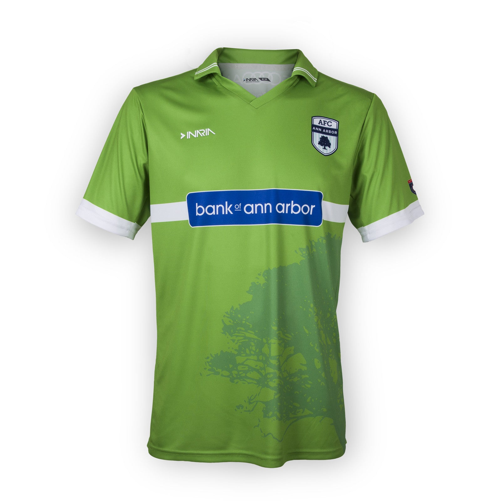 Inaria Authentic Away Jersey - Green