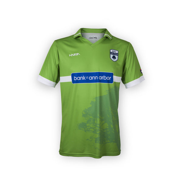 Inaria Youth Authentic Away Jersey - Green