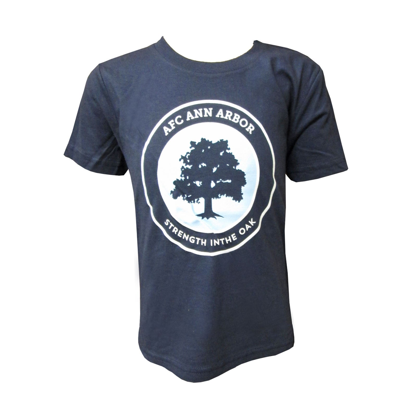Youth SITO Circle Tee - Navy
