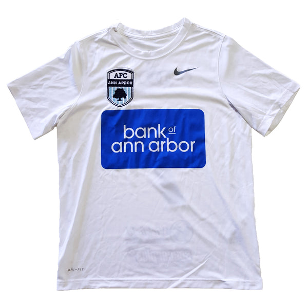 Youth Nike Jersey - White