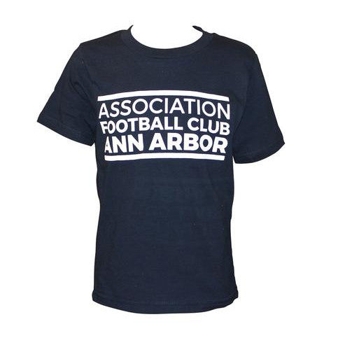 Association Tee - Midnight Navy