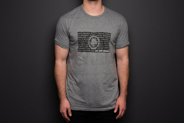 World Football T-Shirt