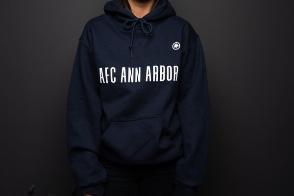 2019 Mainstream Hoodie Navy