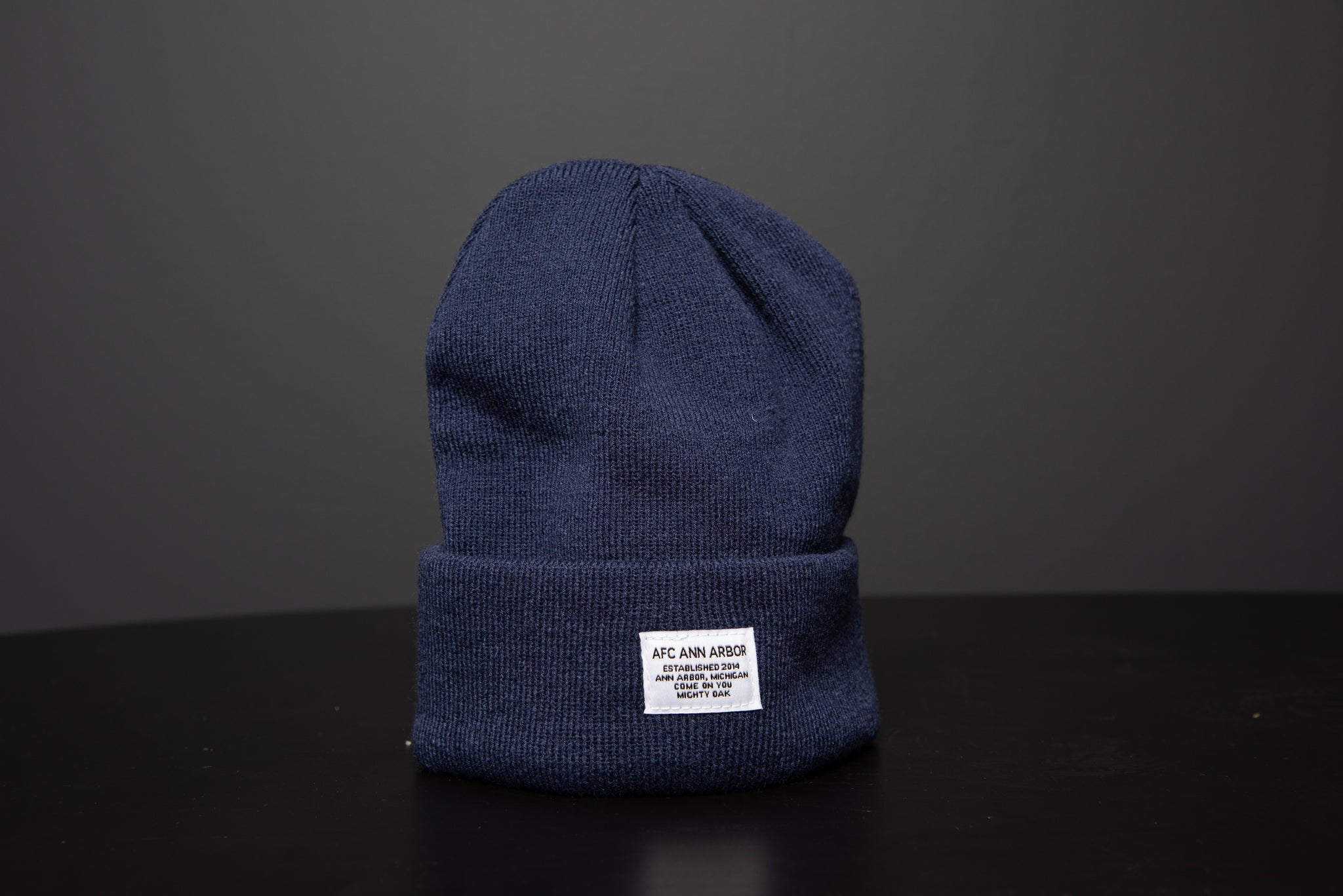 AFCAA Patch Beanie