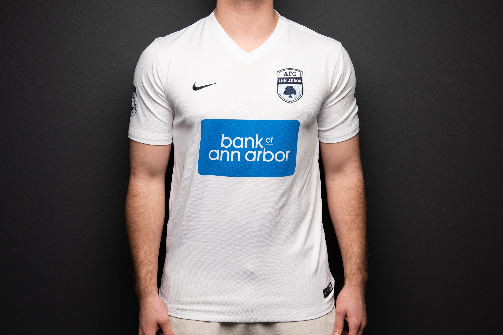 Adult Nike Jersey - White
