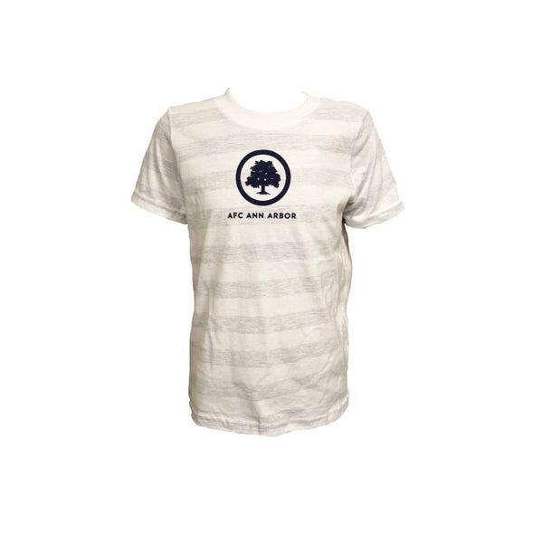 Toddler Simple Circle Tee - Striped