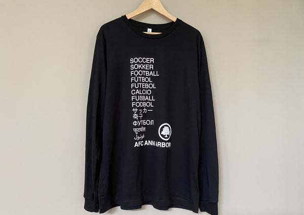 Languages Long Sleeve