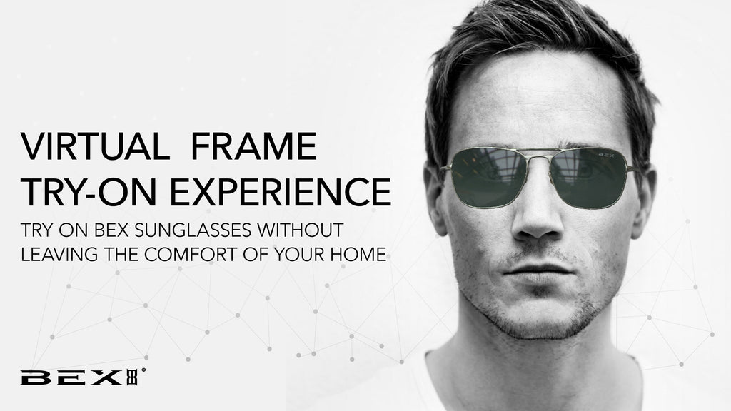 VIRTUAL FRAME TRY-ON EXPERIENCE