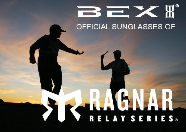 BEX Official Sunglass of Ragnar