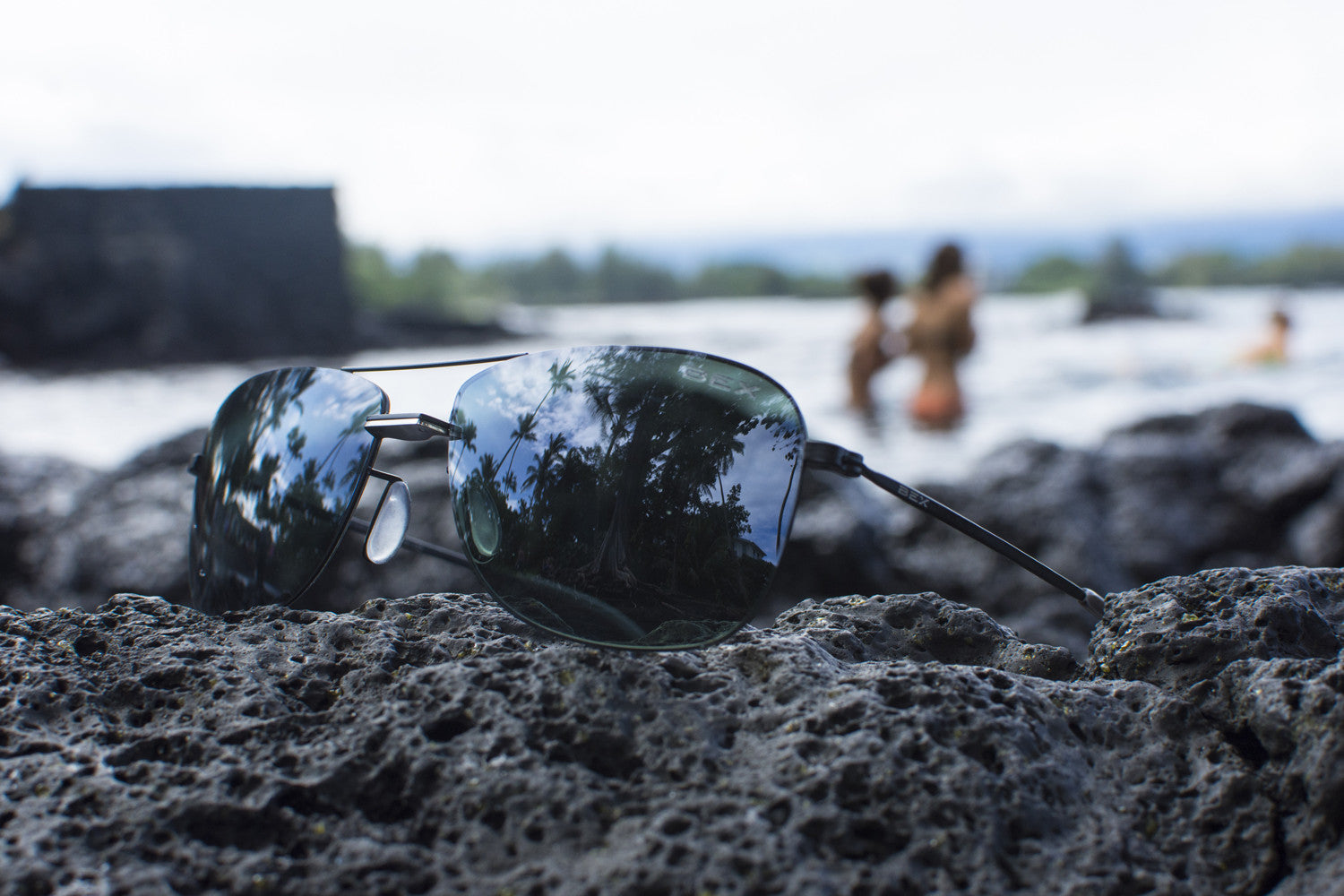 Deklyn light weight polarized sunglasses.