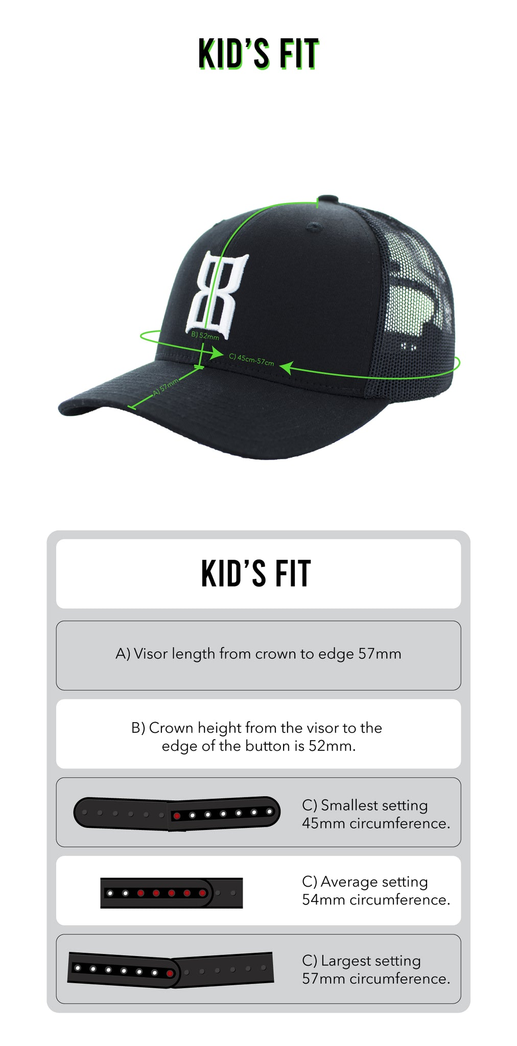 Kid's Fit Guide