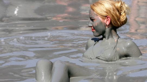 Mud Bath: Test the Healing Powers at These Five Natural Wonders
