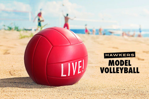 Beach Model Volleyball: Stay tuned for all the behind the scenes on our social media.