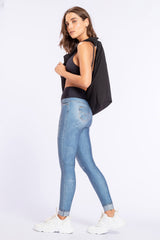 Soft Denim Legging