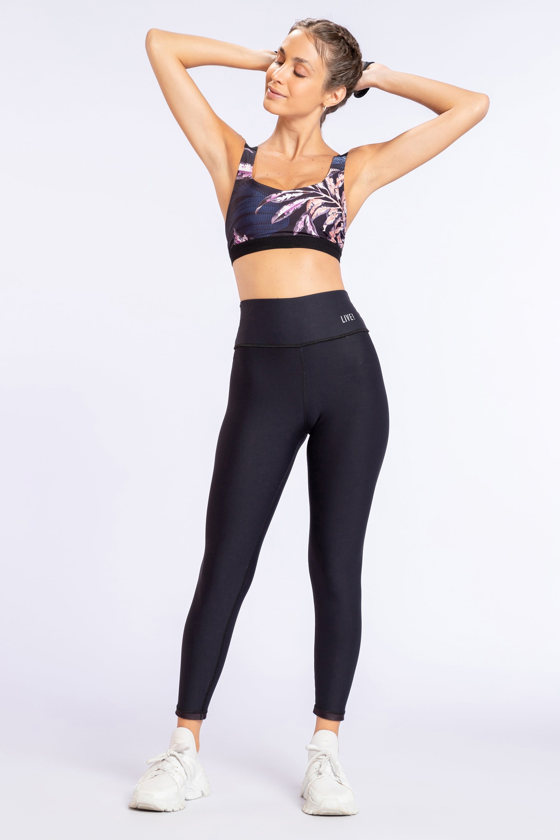 Deep Garden Reversible Legging 2