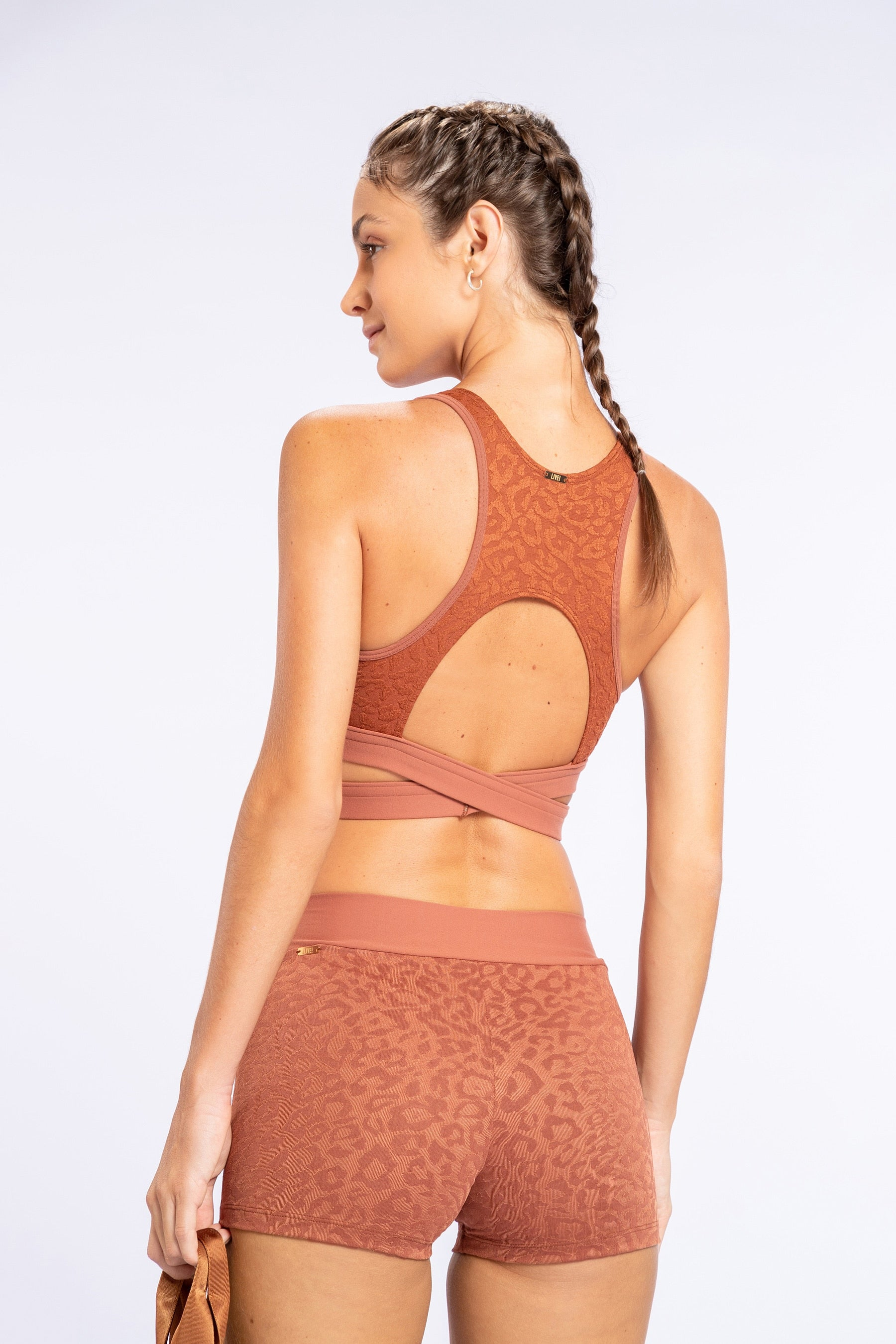 Savannah Cut Out Top
